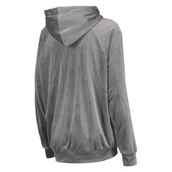 Sweat-shirt à capuche de grossesse, Gris