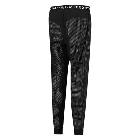 HKMX broek mesh, Zwart