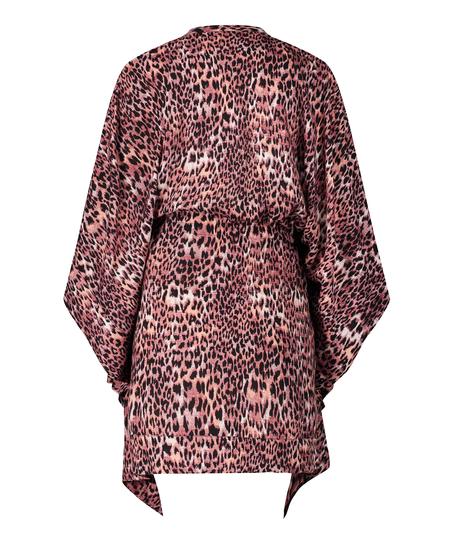 Tuniek Leopard Rose, Bruin