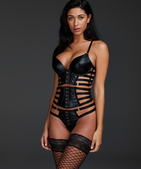 String Vicky, Zwart