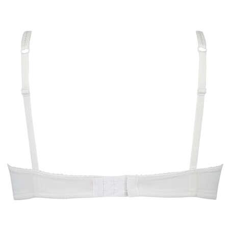 Soutien-gorge à armatures préformé Secret Lace, Blanc