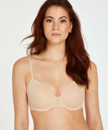 Soutien-gorge t-shirt basic, Rose