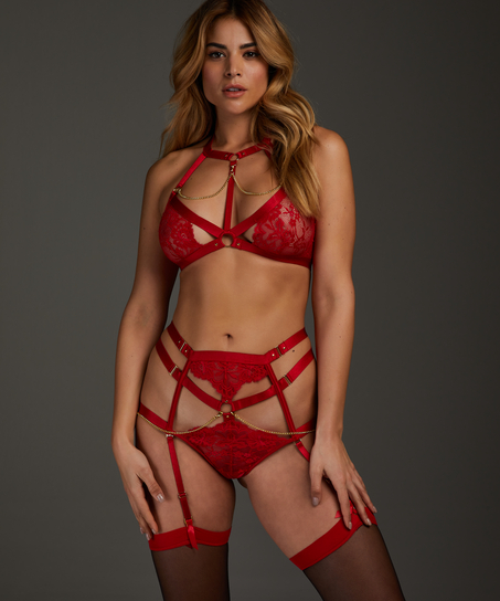 Brassière Tenessee, Rouge