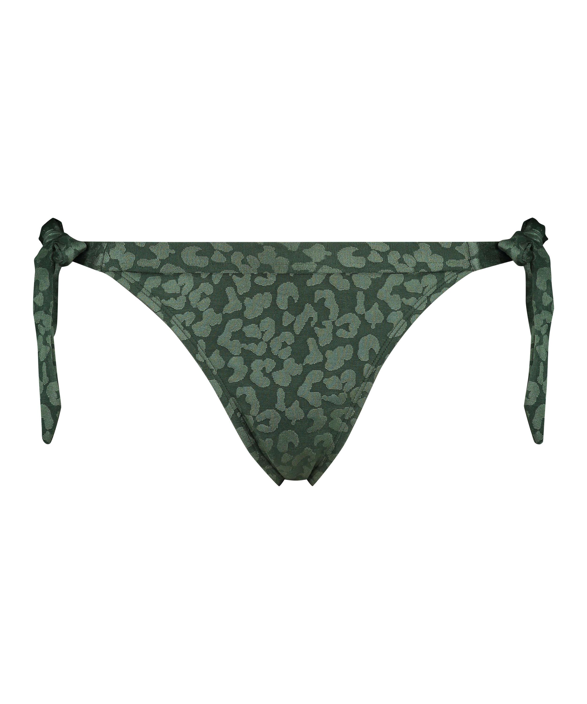 Brazilian bikinibroekje Tonal Leo, Groen, main