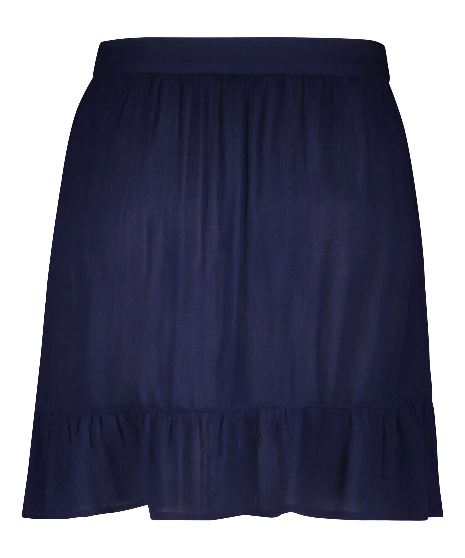 Mini Pareo Wrap, Blauw, main