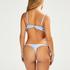 Haut de bikini Triangle Julia, Bleu