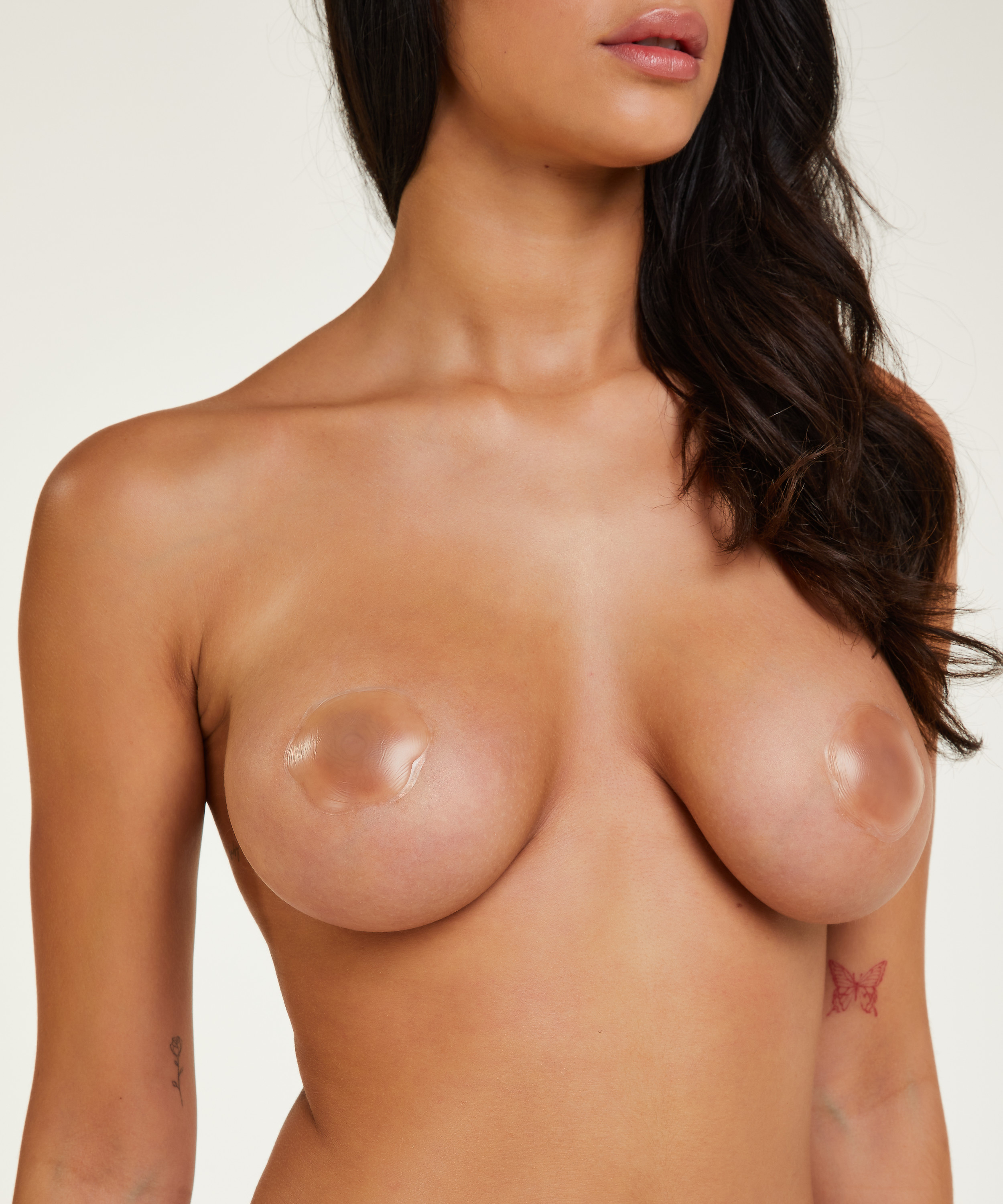 Silicone nipple covers, Wit, main
