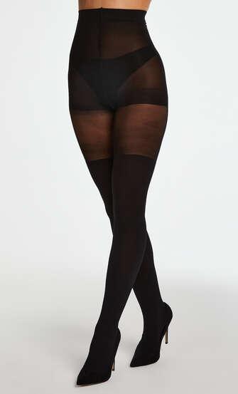 Collant 50 deniers Overknee sock, Noir