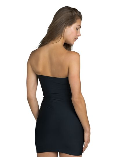 Figur control lightweight dress Soft strapless, Noir