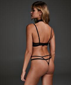String Patrice, Noir