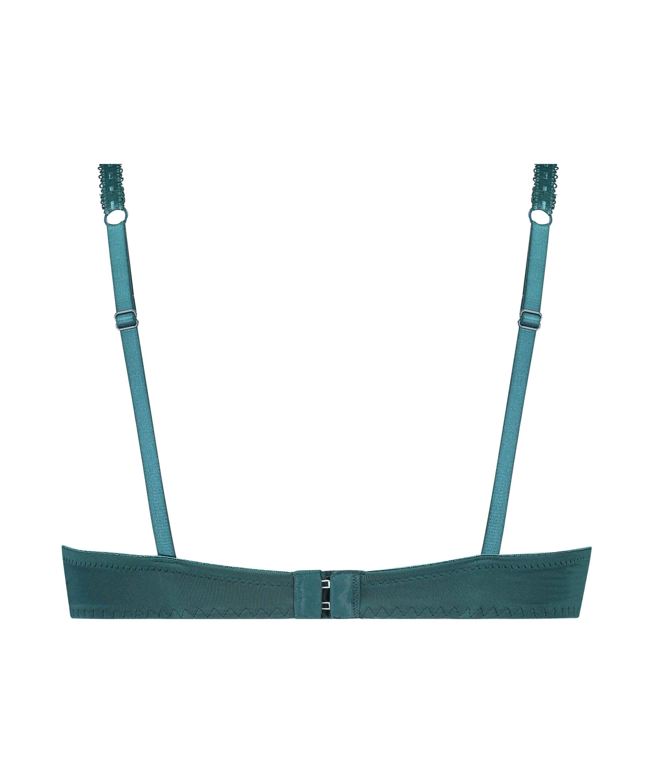 Voorgevormde push-up beugel bh Maya, Blauw, main