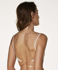 Low back strap, Beige