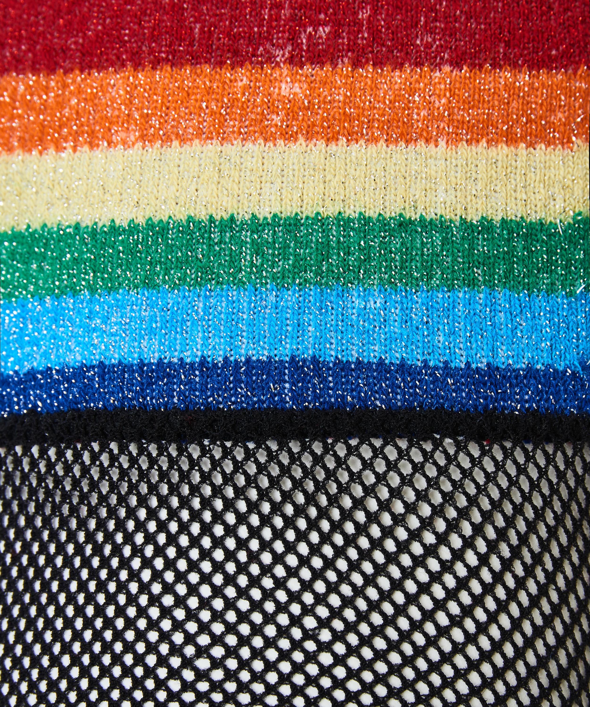 1 paar sokken Pride, Zwart, main