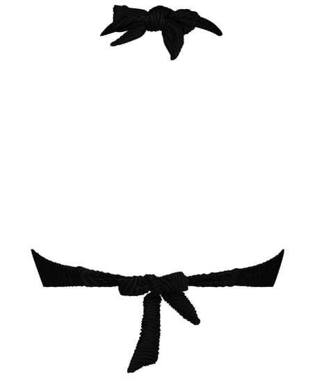 Voorgevormde push-up beugel bikinitop Galibi I AM Danielle Cup A - E, Zwart