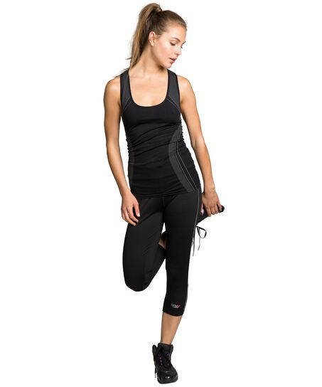 Sports leggings Serina, Blauw