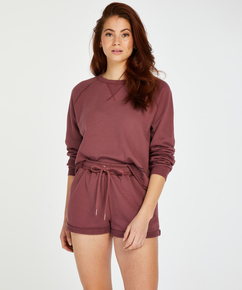 Short Sweat French, Rose