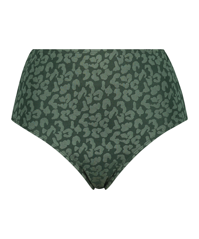 Bikinibroekje Tonal Leo, Groen, main