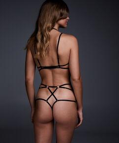 Brassière Maud, Noir