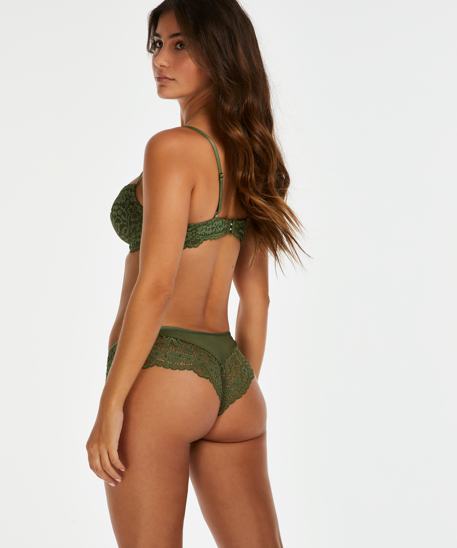 Brazilian Rose, Groen, main