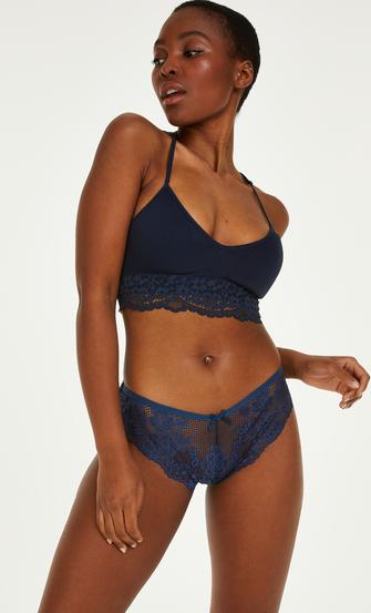Brazilian Bianca, Blauw