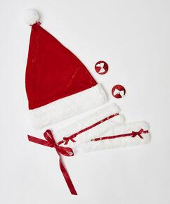 Private Santa Set, Rood
