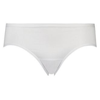 Super slip coton, Blanc