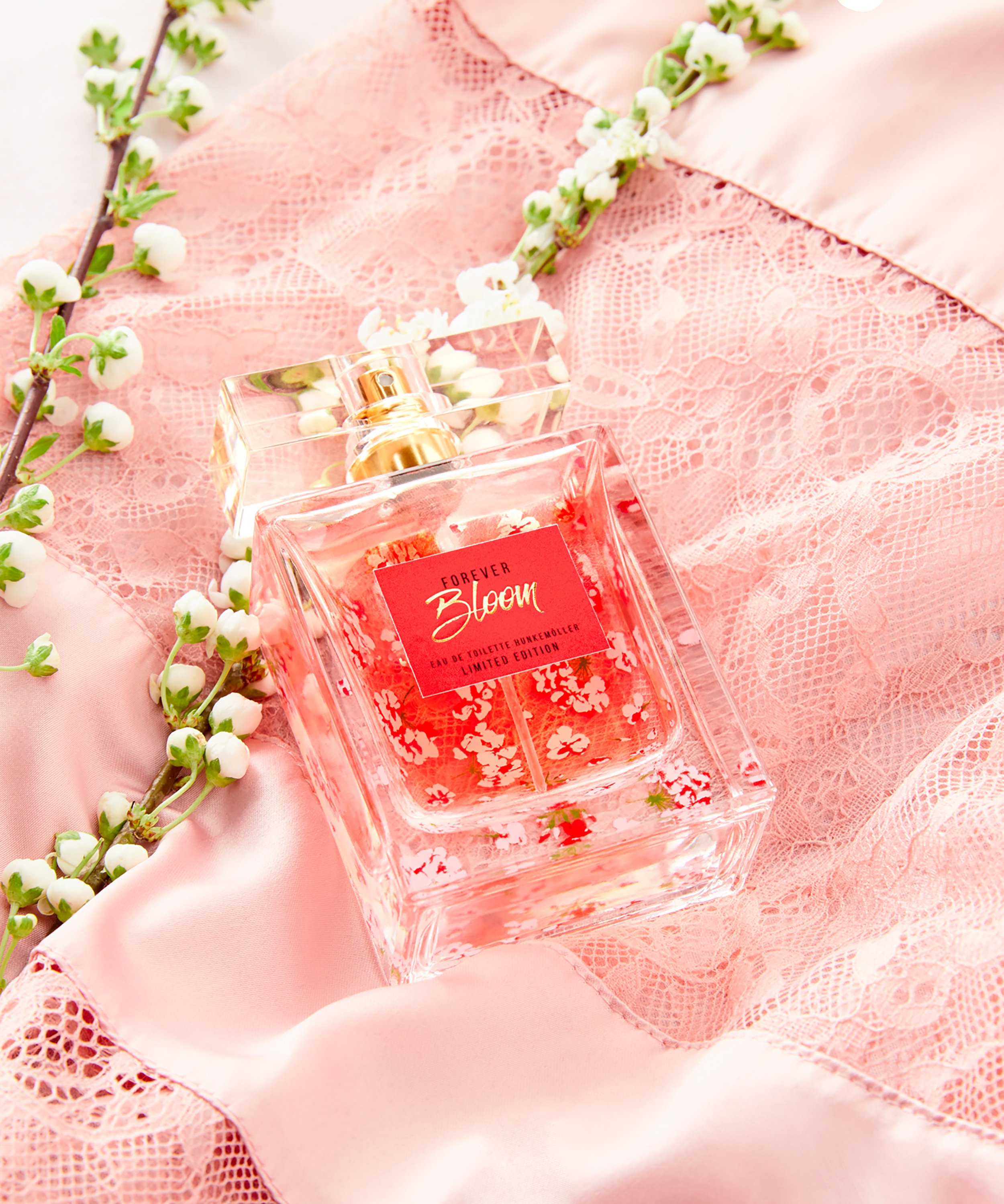 Eau de Toilette Bloom, Wit, main